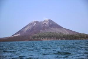 tiket pesawat ke gunung anak krakatau