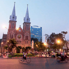 SERIES EXPERIENCE SAIGON 4D3N PERIOD 16 – 19 MAR 2016